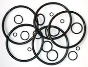 Wholesale Rubber O Rings, Colorful Silicone O-Ring Seals , AS568 O Ring And Non-Standard Sizes Silicone O-Rings from china suppliers