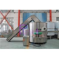 Wholesale Industrial Plastic Bottle Sorting Machine / Bottle Unscrambler PLC Control from china suppliers