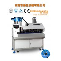 Wholesale Stable Automatic Wire Crimping Machine , Automatic Plug Insert Equipment from china suppliers