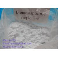 Wholesale Natural Bodybuilding Drostanolone Enanthate For Steroid Cycle , Melting at 65℃ - 68℃ from china suppliers