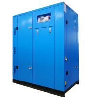 11kw 15hp 8 Bar Scroll Air Compressor silent oil free compressor for oxygen for sale