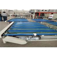 Wholesale Eco-Friendly Fireproof Automatic Lightweight Mgo Curtain Wall Board Production Line from china suppliers