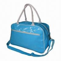 Wholesale Bowling Bag with Large Zipper Compartment and Front Pocket  from china suppliers