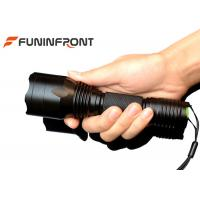 Wholesale Water Resistant CREE XM-L T6 LED Torch with 5 Files Suitable for Outdoor Works from china suppliers