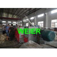 Wholesale PVC And Wood WPC Board Production Line / Extrusion Machine For Door Panel from china suppliers