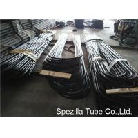 Wholesale U Bend Stainless Steel Heat Exchanger Tube ASME SA213 Seamless Nickel Alloy Pipe from china suppliers