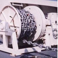China Marine Hydraulic Wire Rope Winches on sale