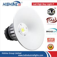 Wholesale Energy Efficient LED Warehouse Lighting Fixtures , Pure White LED High Bay Lamp from china suppliers