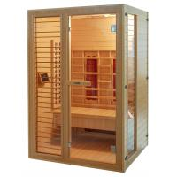 Wholesale 2people far infrared sauna room from china suppliers
