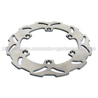 Buy cheap OEM Wave Rear Solid Disc Rotor  Motorcycle Disc Brake For SUZUKI from wholesalers