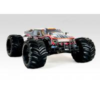 Wholesale Electric 2.4 GHZ 4WD RC Monster Truck High Speed RC Cars 2 Channel from china suppliers