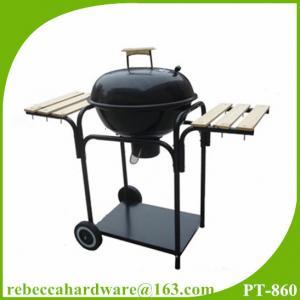 Wholesale 18-дюймовый открытый вагонетки чайник уголь BBQ Grill from china suppliers