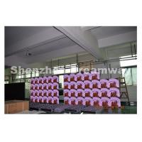 Wholesale High Definition PH3 Indoor LED Screen Rental with 576 by 576 mm Cabinet from china suppliers