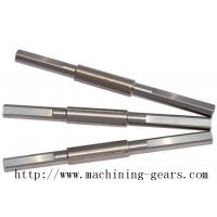 Wholesale 0.01mm Stainless Steel Motor Machined Shaft , Precision Motor Drive Shaft from china suppliers