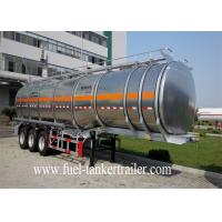 Wholesale 45000 Litres Diesel Fuel Petrol Oil Tanker Semi Trailer / Truck Semitrailer from china suppliers