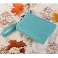 Wholesale high quality factory price wholesale felt makeup accessory tote bag from china suppliers