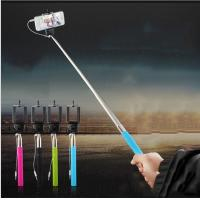 Wholesale 3.5mm Audio Jack Selfie Stick Wireless Monopod for iPhone Samsung Camera from china suppliers