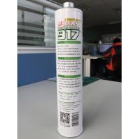 Quality High Strength 917 Black Polyurethane Windshield Adhesive water resistance for sale