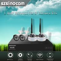 Wholesale FCC ROHS 2.4GHZ Cctv Dvr Kit Home Network Outdoor CCTV Systems from china suppliers