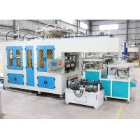 Wholesale Automatic Virgin Pulp Molding Equipment for Paper Cup / Dishware Production Line from china suppliers