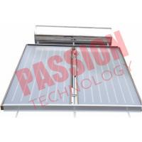 Wholesale Pressurized Flat Plate Solar Water Heater Rooftop Intelligent Controller from china suppliers