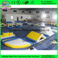 Wholesale Inflatable Floating Water Park Equipment, Giant Inflatable Water Games for Adult, Harrison Inflatable Water Park from china suppliers