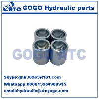 Wholesale Hydraulic Air Hose Couplings Fittings , CNC Machine Quick Connector Coupling from china suppliers