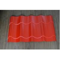 Wholesale Cold Rolled Color Glazed Tile / Metal Roofing Sheets Waterproof from china suppliers