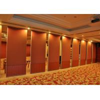 Wholesale Red Carpet  Finish Temporary Office Walls  For KTVs 800 - 1230MM from china suppliers