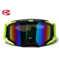 Wholesale TPU Frame Revo Coating Snowboard Ski Goggles Customized Logo UV400 Protection from china suppliers