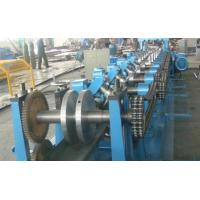 Quality C80-300 C Purlin Roll Forming Machine , Quick Change Size Steel Roll Forming Machine for sale