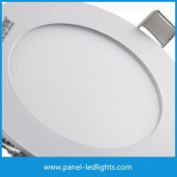 Wholesale Aluminum profile suite+ PMMAcover Led Round Flat Panel Light 15w Diameter 200mm 3 Years Warranty from china suppliers