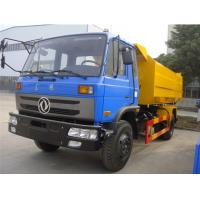 Wholesale dongfeng 4*2 12 cubic meters side loader garbage truck for sales from china suppliers
