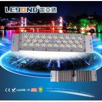 Wholesale 8500 Lumen Street Light LUXEON 5050 SMD LED Module 30w 40w 50W Pure Aluminium Housing from china suppliers