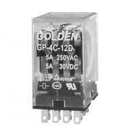 Quality GP SME JQX-18F High Frequency Relay Automotive Power Relay 0.9W 24VVDC for sale