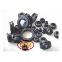 Wholesale Pipe NBR / Silicone Rubber Grommets , Waterproof Grommet Seal ROHS FDA from china suppliers