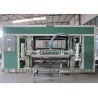 Wholesale Waste Paper Rotary Egg Pulp Molding Equipment with Single Layer Dryer from china suppliers