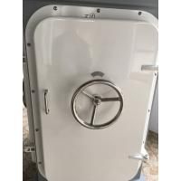 Wholesale Quick Action Single Leaf Marine Access Door Marine A60 Fireproof Watertight Door from china suppliers