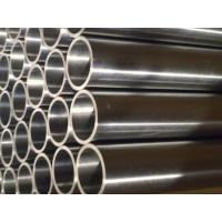 Wholesale Grade 8 Industrial Pure Seamless Titanium Exhaust Pipe In Aerospace , Ocean from china suppliers