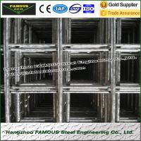 Wholesale Plain Bars Coils Steel Reinforcing Mesh Footings Residential Slabs from china suppliers