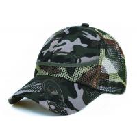 Wholesale 100% Polyester Mesh Unisex Adjustable Sport Casual Cap from china suppliers