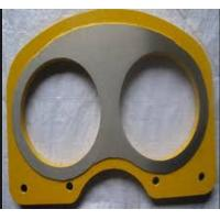 Wholesale High Performance Pump Wear Ring , Concrete Pump Carbide Wear Plate from china suppliers