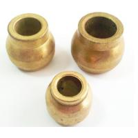 Wholesale OEM oil impregnated sintered bushing and bearing for electric motors from china suppliers