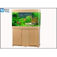 Wholesale Wall Mounted Custom Fish Tanks Upscale Atmosphere For Office Decoration from china suppliers