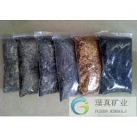 Wholesale Composite colored Rock Slice for architectural coating varnishing from china suppliers