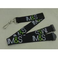 Wholesale Custom Company Woven Lanyard Holder Sublimation Ribbon For Fair Show ID Card from china suppliers