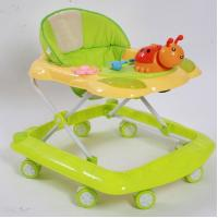 Wholesale Modern Girls Baby Walker Safety , Adjustable Walkers For Babies from china suppliers