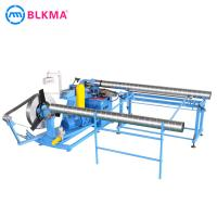 Wholesale Round duct elbow making machine spiral tube pipe duct forming machine from china suppliers