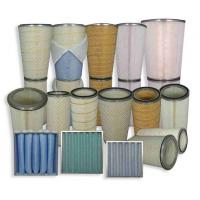 Wholesale OEM  High Quality  Air  Filter  592mm x 592mm x 20mm  Air  Filter   UL classified from china suppliers