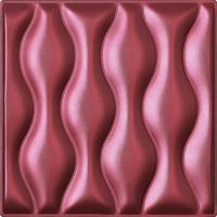 Wholesale D-002 3D Leather Wall Panels Glue On Wall Panel / Ceiling / Wainscoting Panels from china suppliers